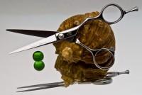 Парикмахерские ножницы Shiro 60mm - Интернет магазин Японских кухонных туристических ножей Vip Horeca