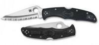 Складной нож Spyderco Endura 4, FRN Handle, Full Serrated - Интернет магазин Японских кухонных туристических ножей Vip Horeca