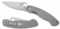Складной нож Spyderco Military Titanium, Reeve Integral Lock, CPM-S30V - Интернет магазин Японских кухонных туристических ножей Vip Horeca