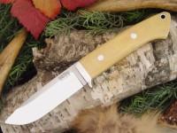Нож Bark River Drop Point Hunter модель AIM Turquoise Spacers - Интернет магазин Японских кухонных туристических ножей Vip Horeca