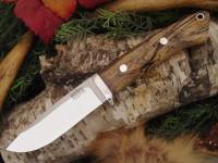 Нож Bark River Drop Point Hunter модель Black&White Ebony - Интернет магазин Японских кухонных туристических ножей Vip Horeca