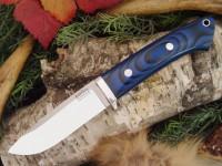 Нож Bark River Drop Point Hunter модель Blue&Black G-10 - Интернет магазин Японских кухонных туристических ножей Vip Horeca