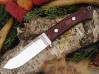 Нож Bark River Drop Point Hunter модель Black&Red G-10 - Интернет магазин Японских кухонных туристических ножей Vip Horeca