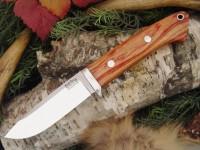 Нож Bark River Drop Point Hunter модель Tulipwood - Интернет магазин Японских кухонных туристических ножей Vip Horeca