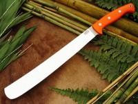 Нож Bark River Golok модель Blaze Orange G-10 - Интернет магазин Японских кухонных туристических ножей Vip Horeca