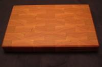 """Доска разделочная торцевая BoardSMITH Вишня 12""""х18"""" - Интернет магазин Японских кухонных туристических ножей Vip Horeca"""