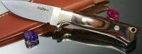 HATTORI HT-109 Drop Point Hunter - Интернет магазин Японских кухонных туристических ножей Vip Horeca