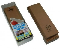 Камень точильный водный King 1000 grit 185x63x20 - Интернет магазин Японских кухонных туристических ножей Vip Horeca