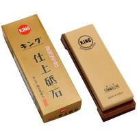 Камень точильный водный King 6000 grit 190x70x20 - Интернет магазин Японских кухонных туристических ножей Vip Horeca