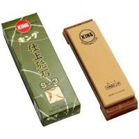 Камень точильный водный King 6000 grit 185x62x15 - Интернет магазин Японских кухонных туристических ножей Vip Horeca