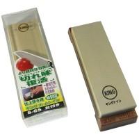 Камень точильный водный King 6000 grit 185x63x20 - Интернет магазин Японских кухонных туристических ножей Vip Horeca