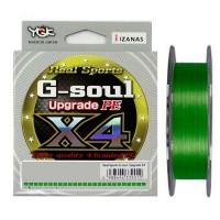 Плетеная леска YGK G-Soul X4 Upgrade PE 150m #0,4 (0.104 мм), 3.63кг - Интернет магазин Японских кухонных туристических ножей Vip Horeca