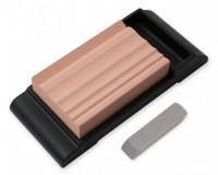 Водный камень Suehiro, серии Whetstones for Hobby-oriented Tools, 280 грит (с подставкой) - Интернет магазин Японских кухонных туристических ножей Vip Horeca