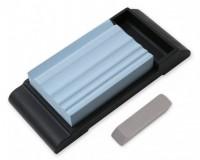 Водный камень Suehiro, серии Whetstones for Hobby-oriented Tools, 1000 грит (с подставкой) - Интернет магазин Японских кухонных туристических ножей Vip Horeca