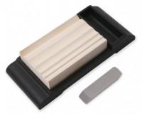 Водный камень Suehiro, серии Whetstones for Hobby-oriented Tools, 3000 грит (с подставкой) - Интернет магазин Японских кухонных туристических ножей Vip Horeca