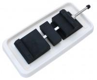 Держатель для водных камней Suehiro с ванночкой-подставкой, 150〜250mm - Интернет магазин Японских кухонных туристических ножей Vip Horeca