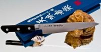 Кухонный нож Hiromoto Aogami Super Petty 120mm - Интернет магазин Японских кухонных туристических ножей Vip Horeca