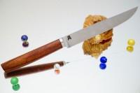 Дамир Сафаров. Классический кухонный нож, Щучка 180мм - Интернет магазин Японских кухонных туристических ножей Vip Horeca