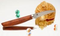 Дамир Сафаров. Классический кухонный нож, Коренчатый 70мм - Интернет магазин Японских кухонных туристических ножей Vip Horeca