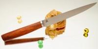 Дамир Сафаров. Классический кухонный нож, Рабочий 180мм - Интернет магазин Японских кухонных туристических ножей Vip Horeca