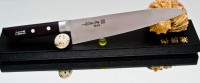 Кухонный нож Fujiwara Kanefusa FKH Gyuto 180mm - Интернет магазин Японских кухонных туристических ножей Vip Horeca
