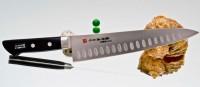 Кухонный нож Fujiwara Kanefusa FKS Gyuto 180mm - Интернет магазин Японских кухонных туристических ножей Vip Horeca