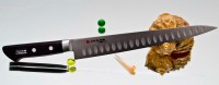 Кухонный нож Fujiwara Kanefusa FKS Sujihiki 240mm - Интернет магазин Японских кухонных туристических ножей Vip Horeca