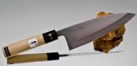 Кухонный нож Fujiwara Kanefusa FKV Deba 165mm - Интернет магазин Японских кухонных туристических ножей Vip Horeca