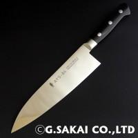 Кухонный нож G.Sakai ATS-34 Gyuto 185mm - Интернет магазин Японских кухонных туристических ножей Vip Horeca