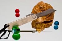 HATTORI Higonokami Cowry-X Мал. - Интернет магазин Японских кухонных туристических ножей Vip Horeca