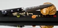 Кухонный нож Hattori HD Petty 105mm - Интернет магазин Японских кухонных туристических ножей Vip Horeca