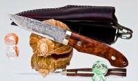Mr. ITOU (Hiroo Itou) IT-665B - Интернет магазин Японских кухонных туристических ножей Vip Horeca