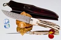 Mr. ITOU (Hiroo Itou) IT-755 Utility Camper - Интернет магазин Японских кухонных туристических ножей Vip Horeca