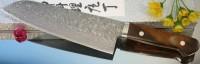 Кухонный нож Mr. Itou (Hiroo Itou) R2 Santoku 190mm - Интернет магазин Японских кухонных туристических ножей Vip Horeca