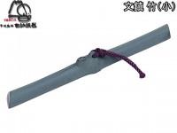 Пресс-папье - чугунный прижим для бумаги IWACHU, Бамбук (черный) - Интернет магазин Японских кухонных туристических ножей Vip Horeca