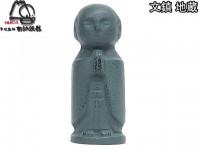 Пресс-папье - чугунный прижим для бумаги IWACHU, Монах (черный) - Интернет магазин Японских кухонных туристических ножей Vip Horeca