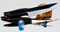 Кухонный нож Kasumi Titan Petty 120mm - Интернет магазин Японских кухонных туристических ножей Vip Horeca