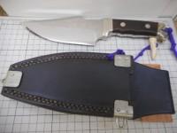 Нож Katsumi Kitano - Интернет магазин Японских кухонных туристических ножей Vip Horeca