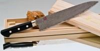 Нож кухонный Hattori KD Gyuto 240mm - Интернет магазин Японских кухонных туристических ножей Vip Horeca