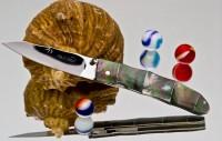 Koji Hara ME-DAKE - Интернет магазин Японских кухонных туристических ножей Vip Horeca