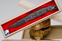 Koji Hara OKINA - Интернет магазин Японских кухонных туристических ножей Vip Horeca