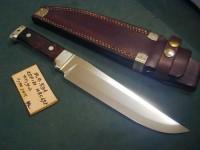 Нож Katsumi Kitano Bowie - Интернет магазин Японских кухонных туристических ножей Vip Horeca