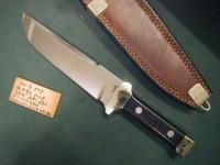 Нож Katsumi Kitano Wilderness Hunter - Интернет магазин Японских кухонных туристических ножей Vip Horeca