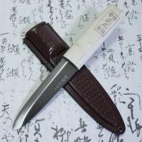 Makiri  Masahiro 135mm (в пластиковых ножнах) - Интернет магазин Японских кухонных туристических ножей Vip Horeca