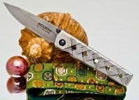 Складной нож MCUSTA MC-37C Yoroi - Интернет магазин Японских кухонных туристических ножей Vip Horeca