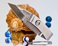 Складной нож Money Clip (Маниклип) MCUSTA MC-83 Tsuru - Интернет магазин Японских кухонных туристических ножей Vip Horeca