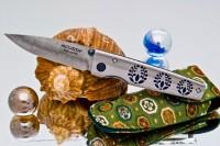 Складной нож MCUSTA MC-94D Fuji - Интернет магазин Японских кухонных туристических ножей Vip Horeca