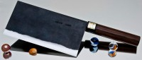 Кухонный нож Moritaka AS Chinese Cleaver 220mm - Интернет магазин Японских кухонных туристических ножей Vip Horeca