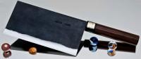 Кухонный нож Moritaka AS Chinese Cleaver 230mm - Интернет магазин Японских кухонных туристических ножей Vip Horeca