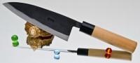 Кухонный нож Moritaka A2 Standard Deba 165mm - Интернет магазин Японских кухонных туристических ножей Vip Horeca